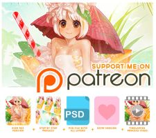 Patreon by MortMorrison