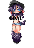 Coal is her name~ by NyaOni
