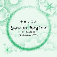 Shoujo Magica Brushes by kabocha