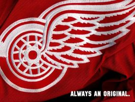 Red Wings - Always an Original by kaos1868