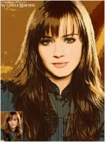 Alexis Bledel - Vector by miney004