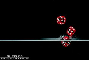 Loaded Dice by cupplesey