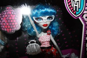 My new Monster high Ghoulia by Yoli-chan