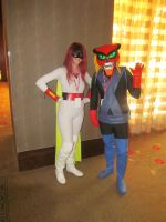 A-Kon '14 - Space Ghost by TexConChaser