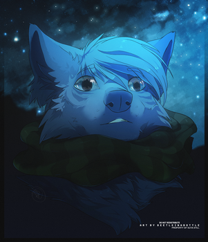 Starry Eyes by BeetleInABottle