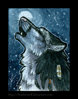 ACEO for Alayda by HeatherWolf