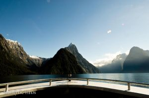 Boat Cruise Milford Sound by HendrikHein