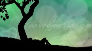 'Take me where I have to go' by Eowalin