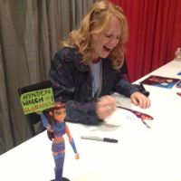 Hynden Walch at Mechacon by TeenTitans4Evr