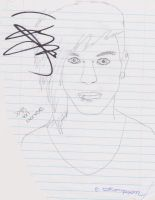 Signed Picture of Jayy Von Monroe by nom-monster