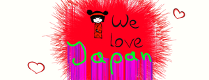 We love Japan!!! by Otaku2803