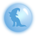 Trixie Lulamoon Ball Blue Edition by Racefox