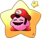 Super Kirby Bros! by amaitsuno