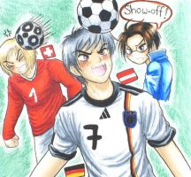 APH: Football training by Cadaska