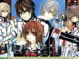 Vampire Knight Wall by Megumipandolfo