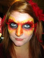 Phoenix Makeup by Amazura