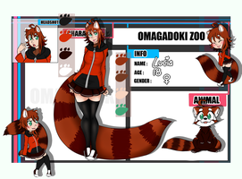 Lucia Ann Cunnings .:Omadobu:. by OverlordGirgy