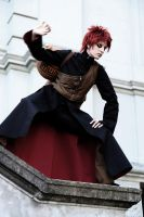 Gaara - Fight by RomaiLee