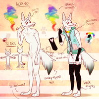 Raven Anthro Ref 2014 by dRaWiNgWiThHeArT