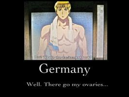 Germany Motivational Poster by DogDemonAbridged12