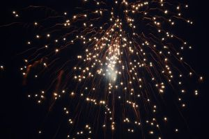 Happy 4th of July! Slow Shutter Firework 2 by designerfied