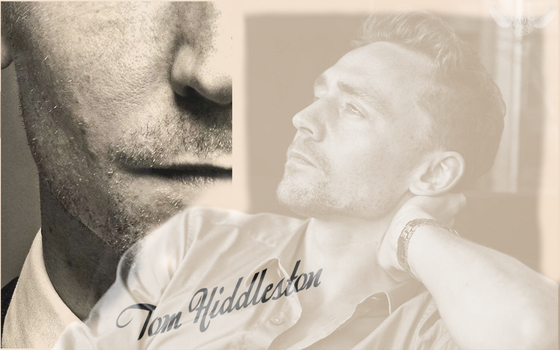 Tom Hiddleston Wallpaper by aki-the-cat