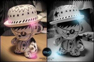 Custom Munny 01 by pete-aeiko