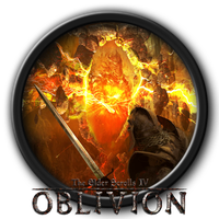 TES Oblivion Icon by kodiak-caine