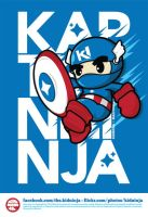 KaptainNinja by supermanisback