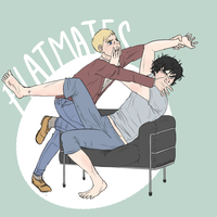 Flatmates by 221bee