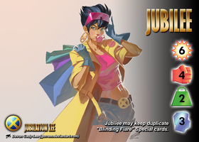 Jubilee (Jubilation Lee) Character by overpower-3rd