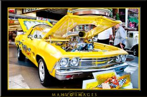 68 El Camino Bubble Top by mahu54