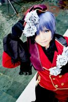 Ciel Red costume by erioru
