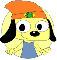 Parappa the Rapper Badge by JustinandDennnis