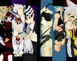 soul eater by GreekHinata