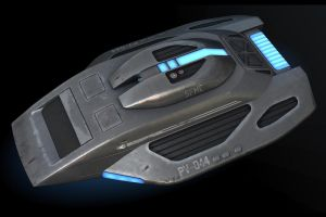 Star Trek Phaser Tank by vauxhallviva