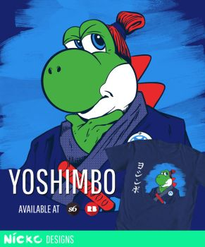 Yoshimbo by Nickovatus