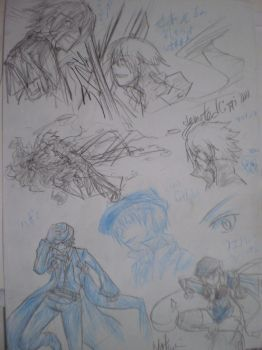 blazblue doodlesss 2 by Natsumi-Chian