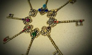 Available keys! by ArtByStarlaMoore