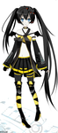 Vocaloid o.c  Ayame by BlOoDyEmOgIr