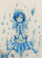 Sailor Mercury by Sai1026