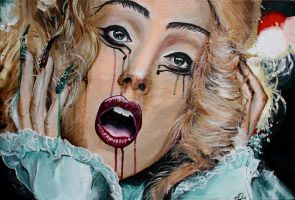 Lady Gaga - JUDAS by crazyluh