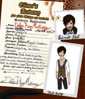 EA - Dallas Roy Mckinzy by TeaCup-Monster