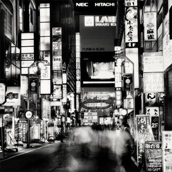 Tokyo Neons by xMEGALOPOLISx