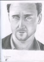 Tom Hiddleston II by SonnEngel