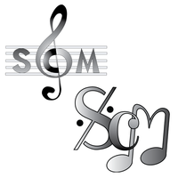 Commission - Silver Chord Music Logos by MystSaphyr