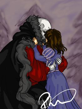 UF (sortof) - Beauty and The Beast by Little-Tuss