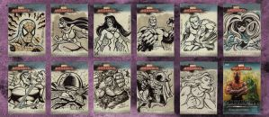 Marvel Masterpieces 2 by POLO-JASSO
