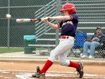 Nick crushes a line drive by arivera626