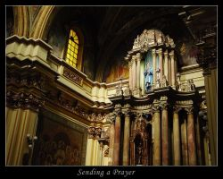 Sending A Prayer by san-tor